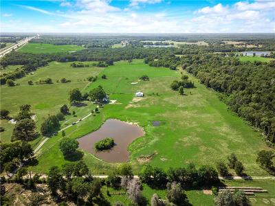 Canton Farm & Ranch For Sale: 211 Vz County Road 1322