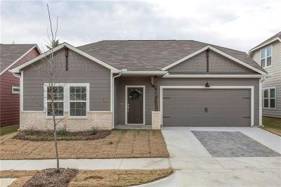 Denton Single Family Home For Sale: 2324 Paxton Way