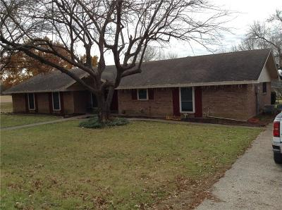 Hubbard Single Family Home For Sale: 105 Circle Drive