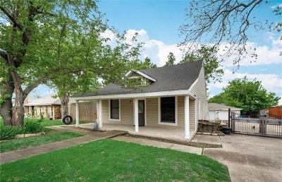 Collin County Single Family Home For Sale: 202 S Cottonbelt Avenue