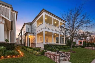 Coppell Single Family Home For Sale: 737 S Coppell Road
