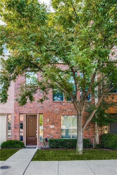 Dallas Townhouse For Sale: 2708 Floyd Street