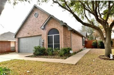 Flower Mound Single Family Home For Sale: 4145 One Place Lane