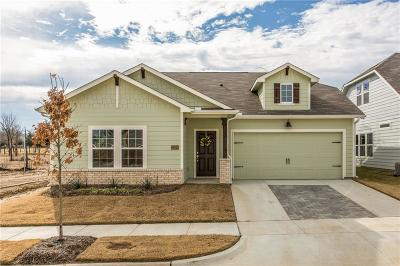 Denton Single Family Home For Sale: 2304 Paxton Way
