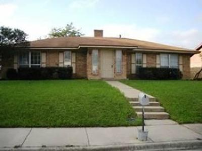 Lewisville Residential Lease For Lease: 1620 Reno Run