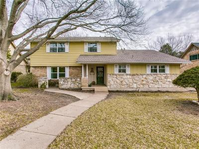 Dallas Single Family Home For Sale: 9414 Springwater Drive