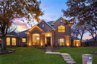 Colleyville Single Family Home For Sale: 3114 Woodland Heights Circle