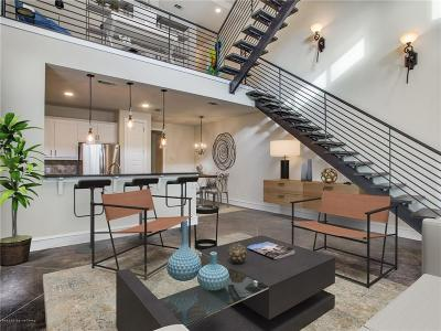Fort Worth Townhouse For Sale: 5016 Pershing Avenue