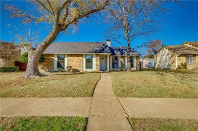 Allen Single Family Home For Sale: 1321 Timberview Drive