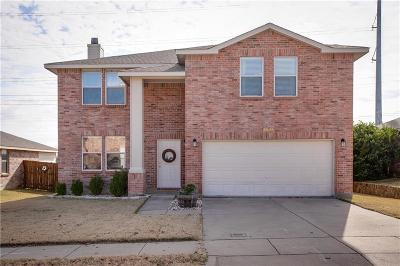 Denton Single Family Home For Sale: 6017 Thoroughbred Trail