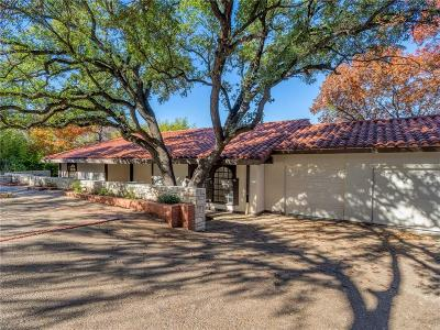 Fort Worth Single Family Home For Sale: 5328 Quail Run Street
