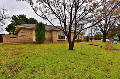 Hurst Residential Lease For Lease: 1600 Norwood Drive