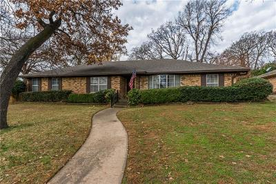 Denison Single Family Home For Sale: 609 Queens Road
