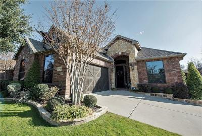 Fort Worth TX Single Family Home For Sale: $337,500