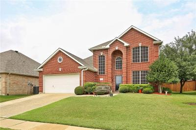 Sachse Single Family Home For Sale: 7125 Country Club Drive