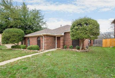 Rowlett Single Family Home For Sale: 5702 Azalea Drive