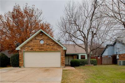 Arlington Single Family Home For Sale: 6314 Pilgrim Lane