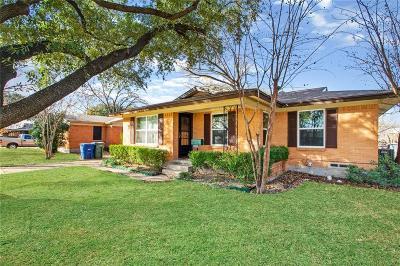 Carrollton Single Family Home Active Option Contract: 1013 E Alan Avenue