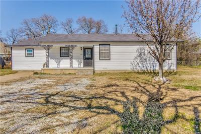 Denison Single Family Home For Sale: 2611 W Morton Street