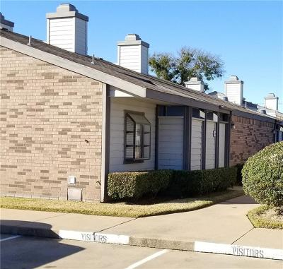 Hurst Condo Active Option Contract: 624 Bellaire Drive #C