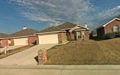Royse City Single Family Home For Sale: 1620 Audrey Drive
