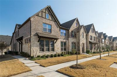 Carrollton Townhouse For Sale: 4674 Dozier Road #D