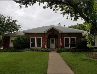 Allen Single Family Home For Sale: 1008 Charter Oak Street