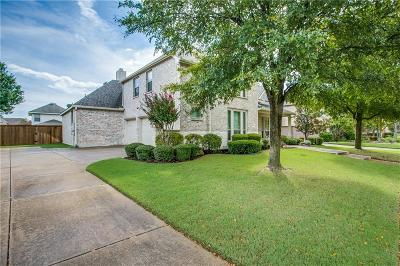 Allen Single Family Home For Sale: 1904 Armstrong Drive