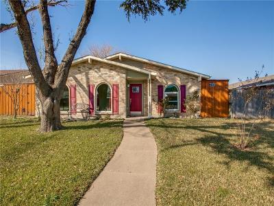 Garland Single Family Home For Sale: 1529 Meandering Way