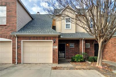 Irving Townhouse Active Option Contract: 2472 Southcourt Circle