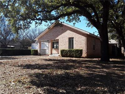 Eastland Single Family Home For Sale: 901 S Halbryan Street