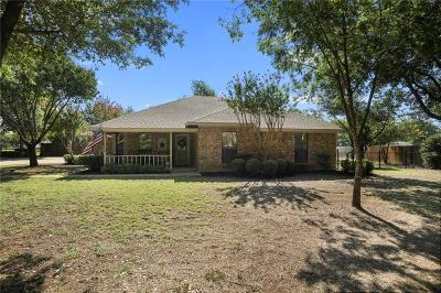 McKinney Single Family Home Active Option Contract: 205 Holder Trail