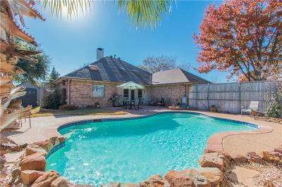 Lewisville Single Family Home For Sale: 1329 Sylvan Creek Bend