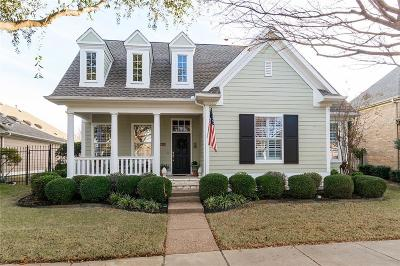 North Richland Hills Single Family Home Active Option Contract: 8624 Summer Tree Lane