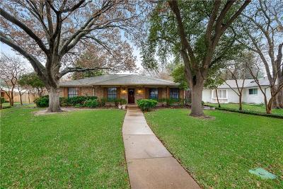 Richardson Single Family Home For Sale: 902 Dunbarton Drive
