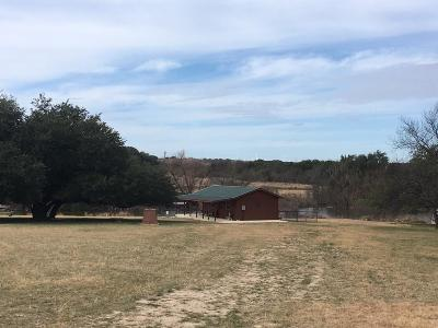 Comanche Single Family Home For Sale: Lake Lake Point Road