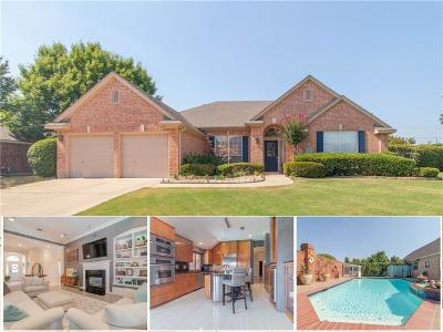Fort Worth Single Family Home For Sale: 3525 Stone Creek Lane N