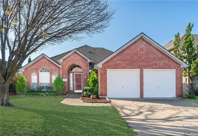 Sachse Single Family Home For Sale: 7321 Summit View Lane