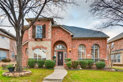 Denton County Single Family Home For Sale: 5390 Park Ridge Drive