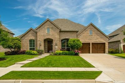 Prosper Single Family Home For Sale: 700 Butchart Drive