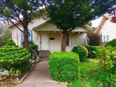 Dallas County Single Family Home For Sale: 6834 Victoria Avenue