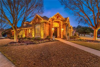 North Richland Hills Single Family Home Active Contingent: 7901 Brandon Court