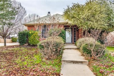 Azle Single Family Home Active Option Contract: 701 Stribling Circle