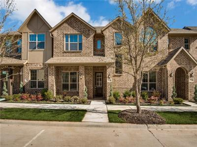 Flower Mound Townhouse For Sale: 2220 Zenith Avenue