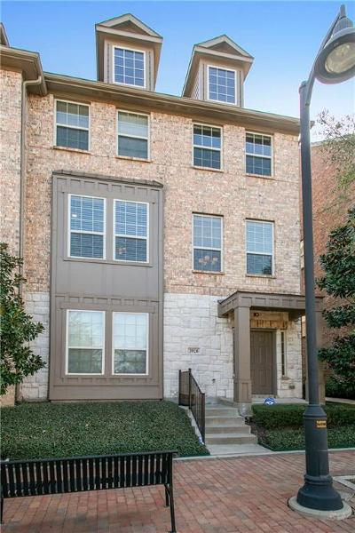 Addison Residential Lease For Lease: 3920 Asbury Lane