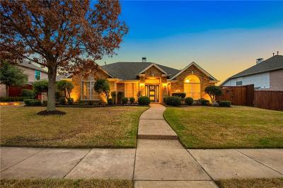 Plano Single Family Home For Sale: 4308 Oak Knoll Drive