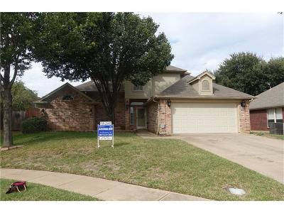 Euless Residential Lease For Lease: 902 Devon Drive