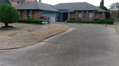 Waxahachie Single Family Home For Sale: 508 Gingerbread Lane