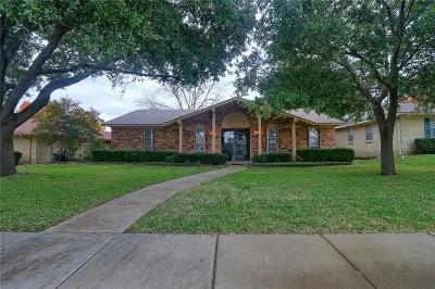 Mesquite Single Family Home For Sale: 2540 Belhaven Drive