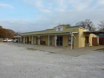 Teague Commercial For Sale: 954 Hwy 84